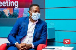 Joseph Kigozi on the Morning Breeze