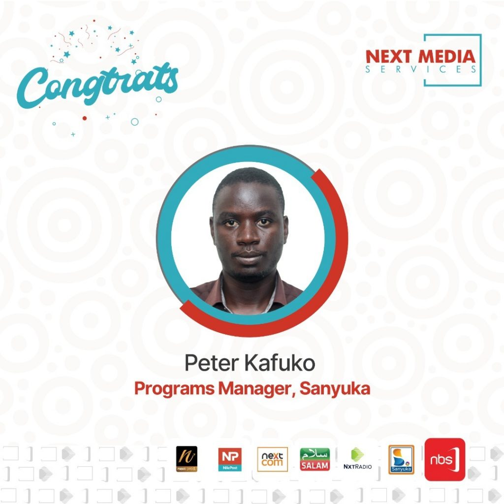 Peter Kafuko Sanyuka